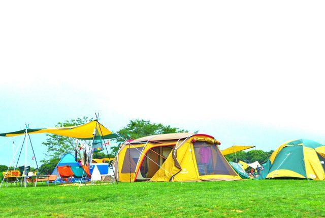 2人キャンプ用テント