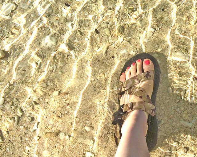 Gramicci-shoes